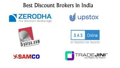 Top 7 Best Discount Brokers In India