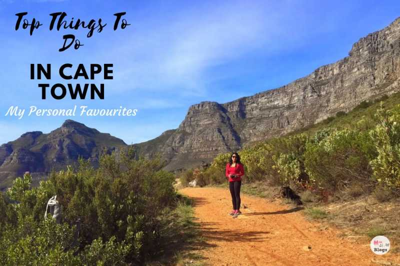 Top Things To Do In Cape Town- My Personal Favourites