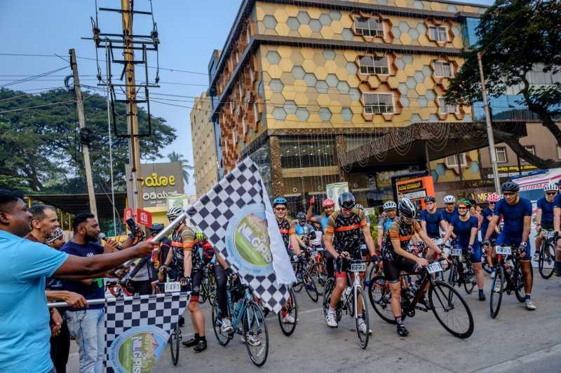 Tour Of Nilgiris 2018 Flagged Off From Mysuru