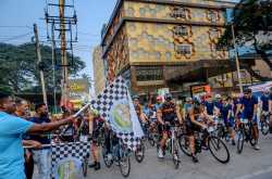 tour of nilgiris 2018 flagged off from mysuru