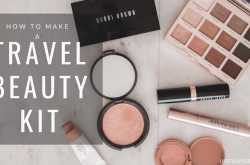 travel beauty kit travel beauty kit - a comprehensive guide
