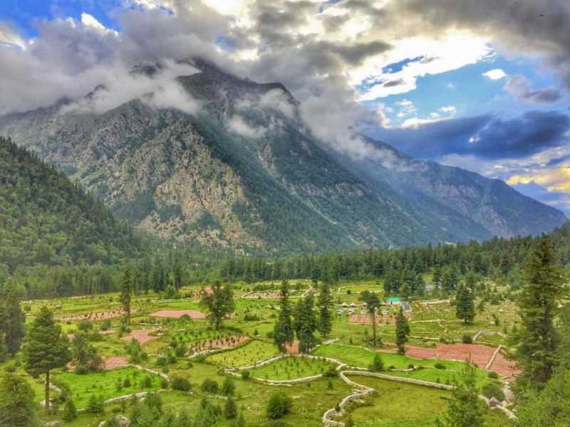Trip To Sarahan - A COMPLETE Travel Guide To This Offbeat Place
