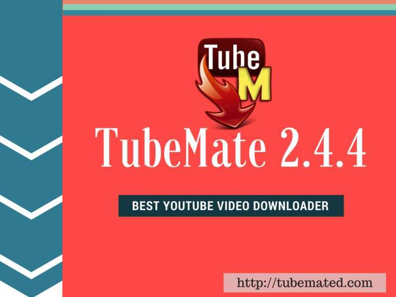 Alex Morphie Blogs TubeMate APK FREE 2 4 4 | Download 2017