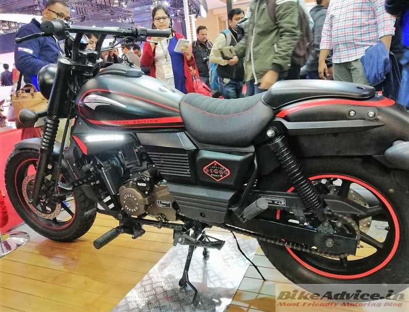 Deepak K Blogs Um Renegade Commando Price Latest Vegas Black Cat Launch Blogadda