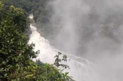 unchalli falls near sirsi, uk-revisited