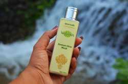 vedantika herbals instant glow mask review - cosmetics arena