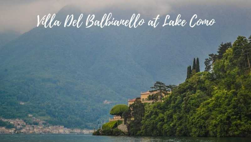 Villa Del Balbianello On Lake Como - STORIES BY SOUMYA