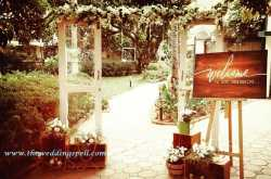 Vintage Wedding in Bangalore: Wedding styling by Reena Alex