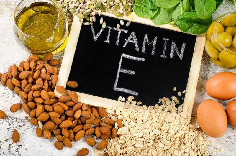 Vitamin E : Natural Booster To Healthy You