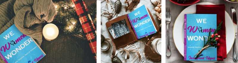WE WOMEN WONDER By Inderpreet Uppal