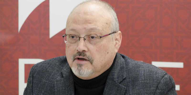 Watch: Saeed Naqvi's Interview With Jamal Khashoggi Post 9/11