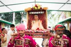 Wedding in Bangalore : Lavanitha & Pradeep