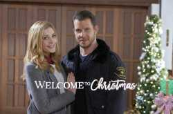 welcome to christmas movie on hallmark | cast, story | romance 2018