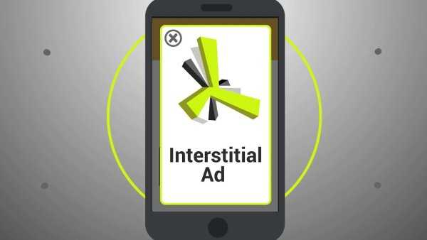 What Are Interstitial Ads & How To Use Them Without Getting Penalized? EG