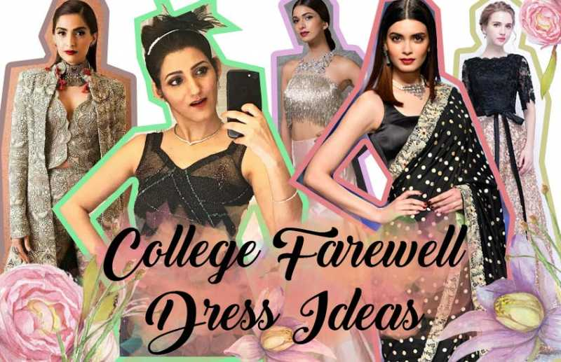 What To Wear On College Farewell + 7 Farewell Outfit Ideas