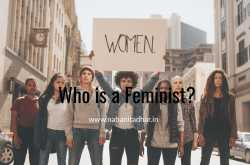 who is a feminist? - random thoughts - naba