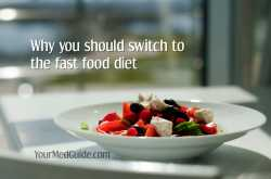 Why I Recommend the Fast Food Diet #HealthyLiving - Be Healthy, Be Happy