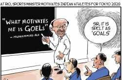 Why India cannot boast of any Michael Phelps or Usain Bolt?