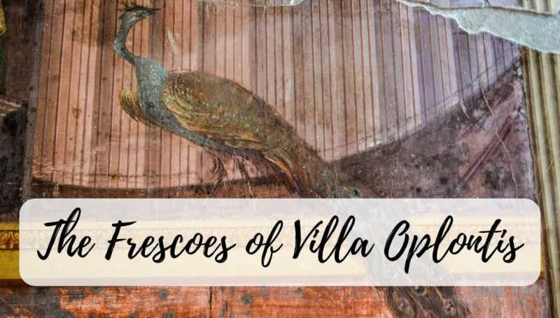 Why You Must Include Villa Oplontis In Your Pompeii Itinerary - STORIES BY SOUMYA