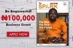 win n100,000 business grant in #accessignite. be empowered