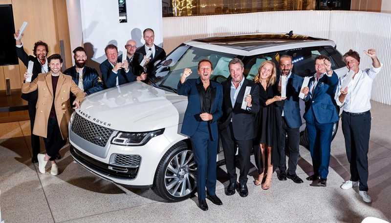 Winners Of Land Rover Born Global Awards 2018 Announced