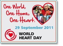World Heart Day….. ♥