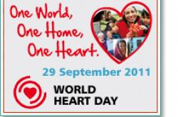 World Heart Day….. ♥