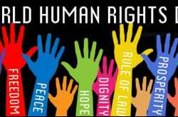 world human rights day 2018 - chilli chaters