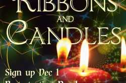 write...edit...publish...december 2018: ribbons & candles