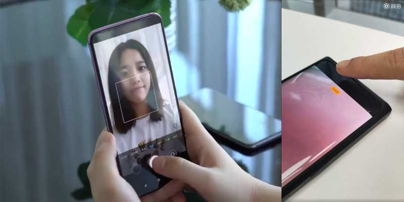 Xiaomi And Oppo Boast An Under-Display Front Camera, Future Is Here | GarimaShares