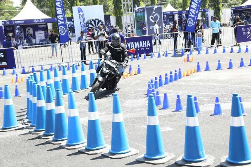 Yamaha's 'The Call Of The Blue' Campaign Comes To Bengaluru
