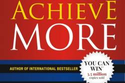 You Can Achieve More by Shiv Khera – a book review