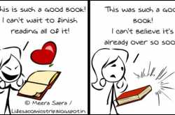 You know you love books if...
