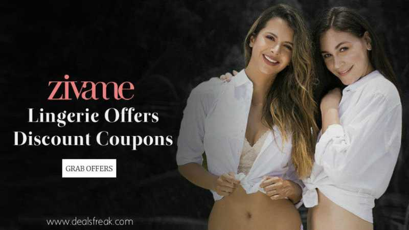 Zivame Lingerie Offers, Discount Coupons & Combo Sets (Sep 2018)