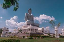 A Visit To The Recently Opened Dhyan Buddha Park In Amravati - Life And Its Experiments