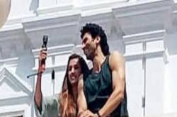 Aditya Roy Kapur And Disha Patani Kickstart The Shooting Of Malang; See Pic