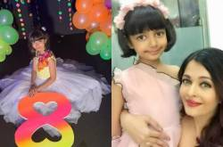 Aishwarya Rai Bachchan expresses 'infinite' love for her 'world' Aaradhya Bachchan as she shares a cute pic