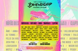 Amfamfamf Finally Announces The Full Line-up Of The Friendship Cruise