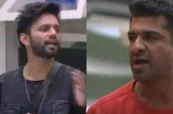 Bigg Boss 14 PROMO: Rahul Vaidya 'nominates' Eijaz Khan; Latter Gets Furious Over His 'backstabbing'