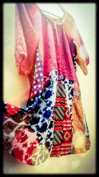 Bohemian Dream Gypsy Dress