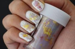 Born Pretty Marble Nail Foil Review