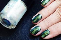 Born Pretty Store Chameleon Pearl Nail Polish Review