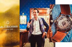 Carl F. Bucherer, Heritage Bicompax Annual, December 2019, India
