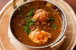 Chettinad Muttai Masala Recipe - Chettinad Style Egg Curry