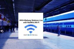 Entire Kashmir Valley Railway Network Now Equipped With Public Wi-Fi