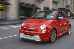 FCA To Launch An All Electric Fiat 500 Internationally By 2020