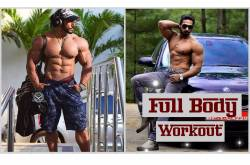 Full Body Workout In 5 Minutes By Fittuber - Find Health Tips
