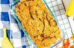Gluten Free Pumpkin Bread (Healthy, Vegetarian) | The Picky Eater
