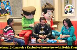 Golmaal Jr Launch + Exclusive Interview With Rohit Shetty