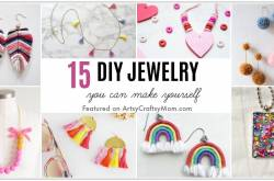 Gorgeous DIY Jewelry You can make Yourself
